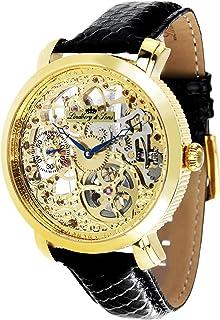 Lindberg & Sons - Reloj analógico para Hombre de automático con Correa en Piel SK14H062