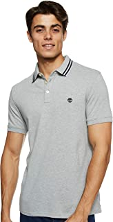 Timberland Men's TFO SS Millers River Stretch Tipped Polo