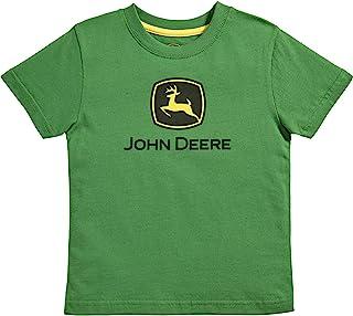 John Deere Baby-Boys J-ST001GF Kids Boys Trademark Short Sleeve Tee Short-Sleeve T-Shirt