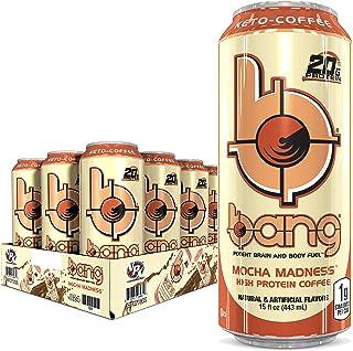 BANG Keto Coffee Energy Drink, Chocolate Peanut Butter