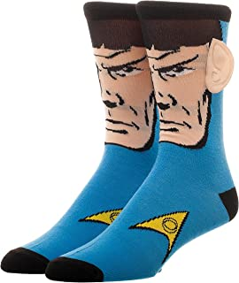 spock socks with ears