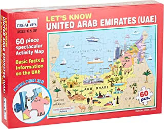 Creative Let's Know United Arab Emirates