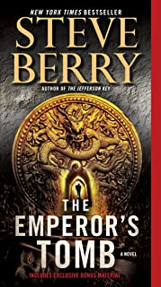 The Emperor's Tomb (with bonus short story The Balkan Escape): A Novel (Cotton Malone Book 6)