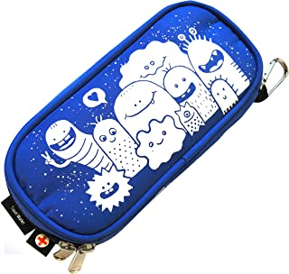 GetBacktoBasix Inhaler EpiPen Carrying Case for Kids - Insulated Rescue Epinephrine Auto-Injectors Pen Holder for Girls, B...