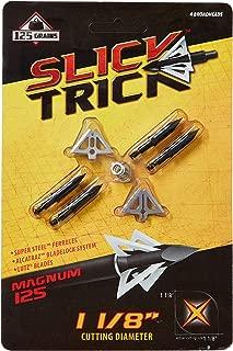 """Slick Trick 1-1/8"""" Magnum 4 pk 125 gr"""
