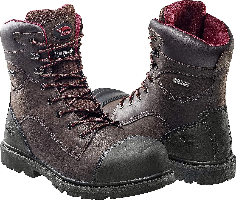 Max 51% OFF Avenger Men's Hammer Work Boot Industrial Overseas parallel import regular item