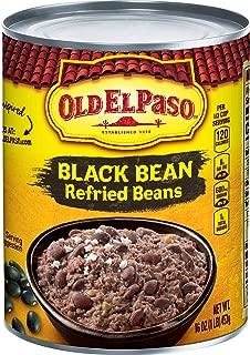 Best old el paso refried black beans Reviews