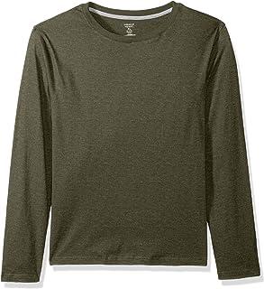 French Toast Mens Long Sleeve Crewneck Tee Long Sleeve T-Shirt