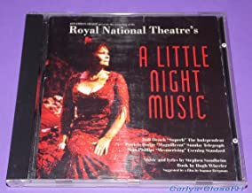 A Little Night Music 1996 Royal National Theater Cast