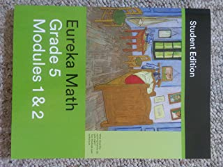Eureka Math Grade 5 Modules 1 & 2 Student Edition