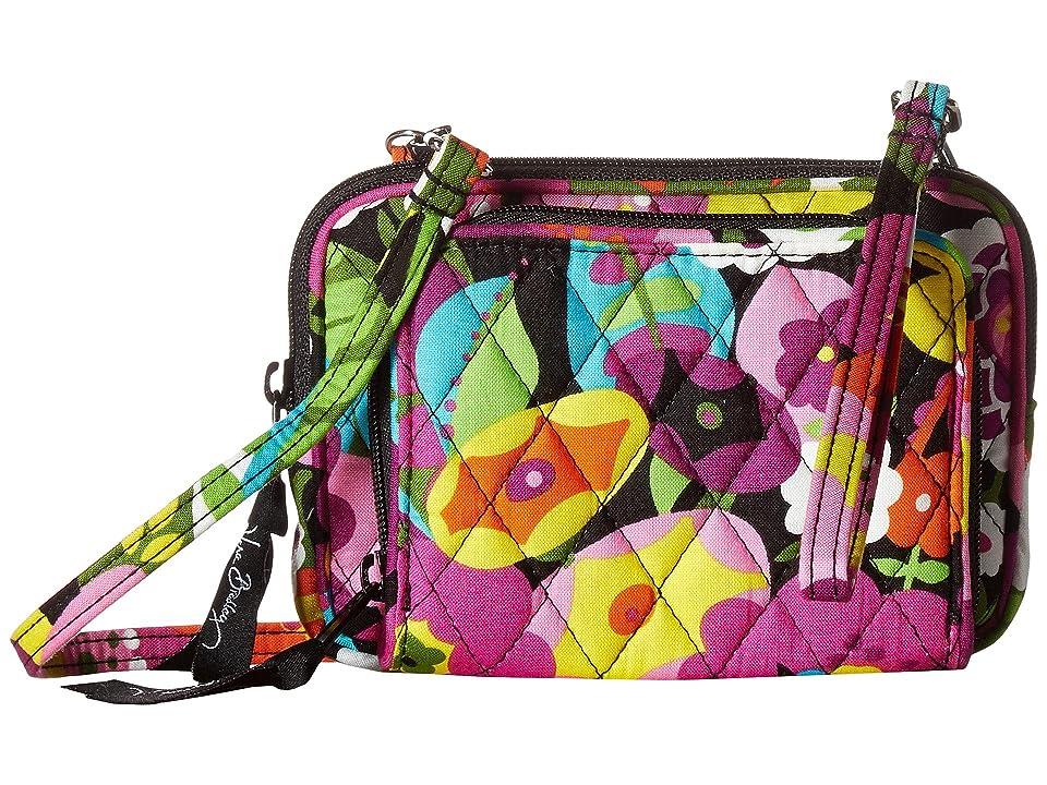 Vera Bradley On The Square Wristlet (Va Va Bloom) Wristlet Handbags