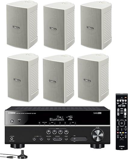 Yamaha surround speakers home theater
