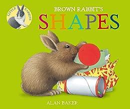 Brown Rabbit`s Shapes (Little Rabbit Books)