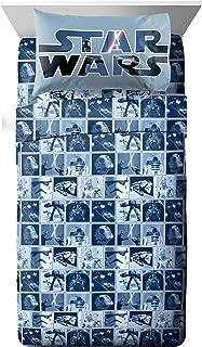 Star Wars Classic Space Battle 3 Piece Twin Sheet Set