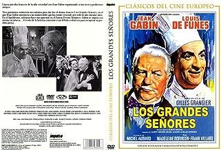 LOUIS DE FUNES/JEAN GABIN : LOS GRANDES SENORES[DVD Non-USA Format, Pal Region 2 import]