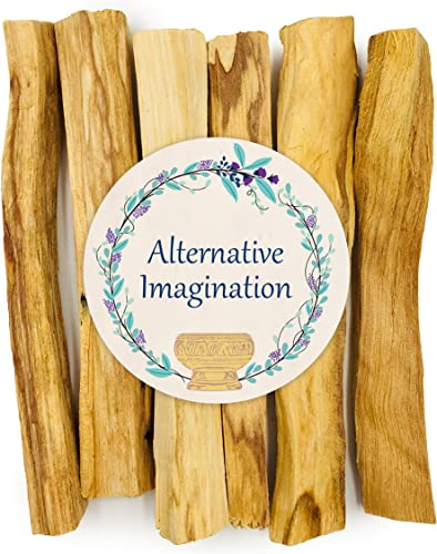 discount Palo Santo Sticks - Incense Smudge Sticks for Purifying, Cleansing, Meditation, Stress Relief, outlet online sale and online sale More. 100% Natural and Sustainable. For an Abalone Shell, Incense Burner, in Home Gifts (Pack of 6) sale
