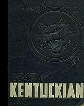 (Reprint) 1947 Yearbook: University of Kentucky, Lexington, Kentucky