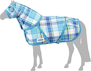 Breyer Traditional Quilted Blanket and Hood Horse Toy Accessory Set (1:9 Scale)