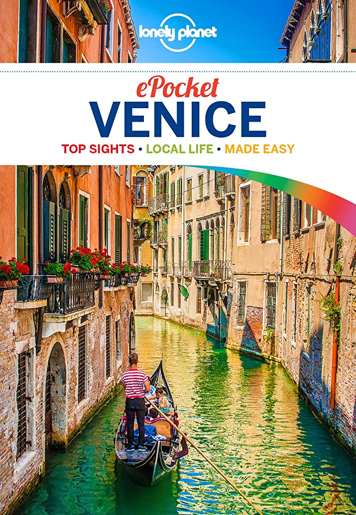 比べる誠実コーンLonely Planet Pocket Venice (Travel Guide) (English Edition)
