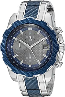 Guess Men's Analogue watch with stanimless Steel - w1046g2