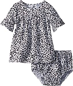 Splendid Littles All Over Print Voile Dress (Infant)