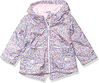 Girls' Midweight Fleece-Lined Anorak