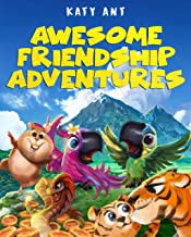Awesome Friendship Adventures: Return of the Golden Feather (Early Chapter Book for kids 6-8 years)