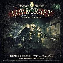 Die Musik des Erich Zann: Howard Phillips Lovecraft - Chroniken des Grauens 4