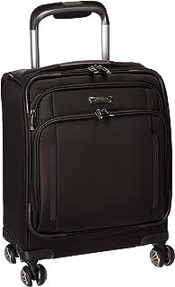 Samsonite Silhouette XV Softside Luggage with Spinner Wheels, Black, Underseater