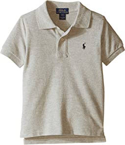 Basic Mesh Polo (Toddler)