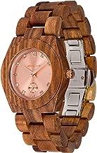 Maui Kool Wooden Watch Hana Collection For Women Analog Wood Watch Bamboo Gift Box