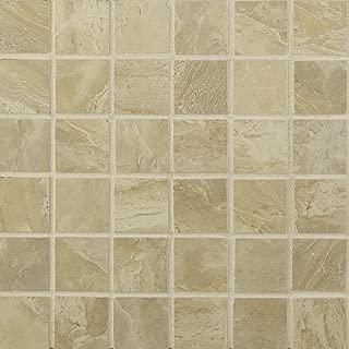 MS International AMZ-MD-00048 Onyx Sand Tile, 12in. x 12in, Beige, 8 Piece