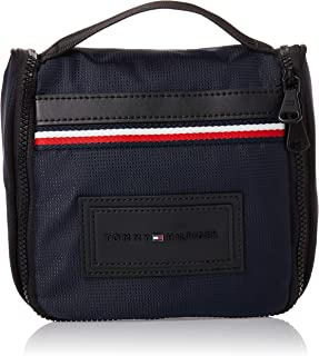 Tommy Hilfiger Modern Nylon Wash Bag, Blue, AM0AM05674