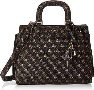 Guess Damen Katey Luxury Satchel BAGS CROSSBODY, Einheitsgröße