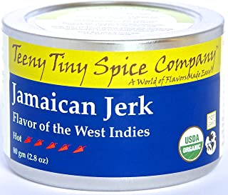Teeny Tiny Spice Co of Vermont Organic Jamaican Jerk, 2.8 Oz