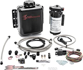 Snow Performance SNO-201-BRD Injection Kit (SS Braided Line 4AN Fittings) (Stage 1 Boost Cooler F/I Water-Methanol)