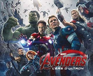 MARVEL - Tout l'Art de Avengers - L'ère d'Ultron
