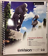 enVision math 2.0 - Grade 8 - Teacher's Edition Volume One - Common Core