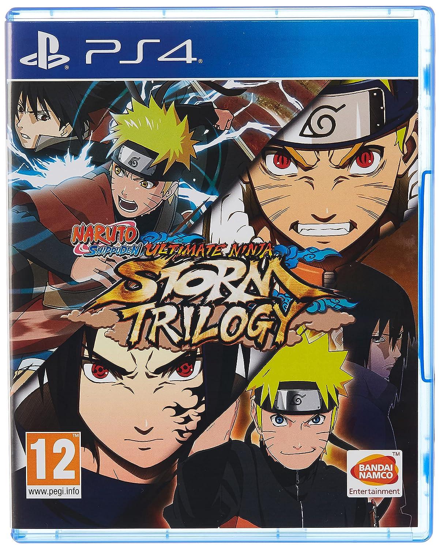 Naruto Ultimate Ninja Storm Trilogy Max 79% OFF PS4 Max 75% OFF