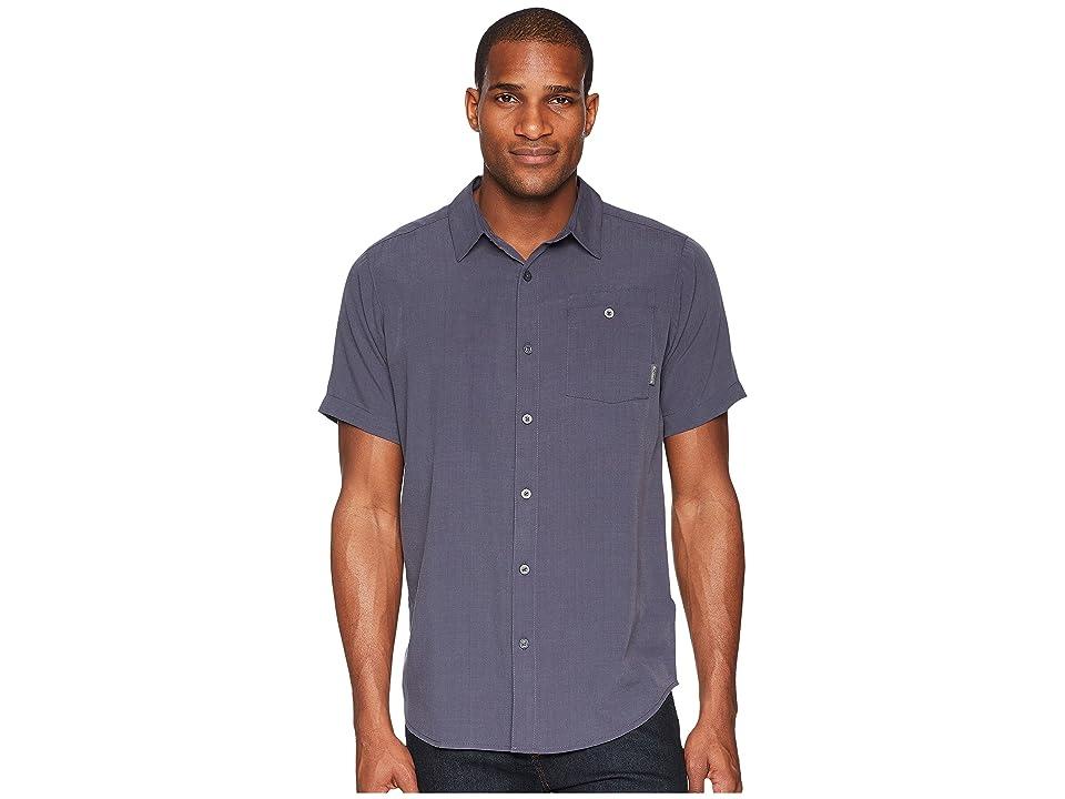 Columbia Mossy Trailtm S/S Shirt (India Ink) Men
