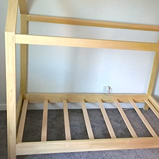 Mattress Slats for Purveyor beds toddler, twin, or full