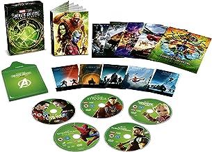 Marvel Phase 3 Part 1 Box set [Italia] [DVD]