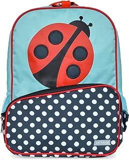 Little JJ Cole Toddler Backpack Lady Bug