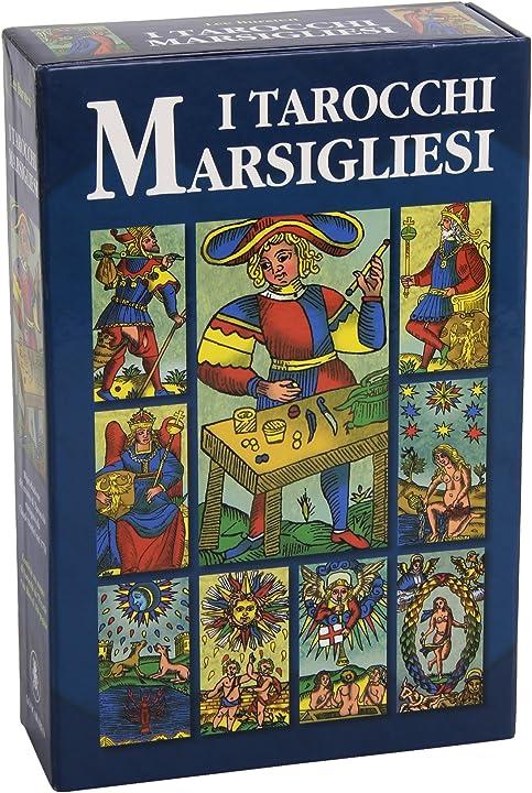 I tarocchi marsigliesi. con 72 carte (italiano) copertina flessibile 978-8865271537