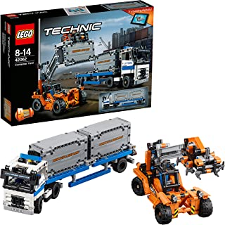 LEGO Technique Container Truck and Loader 42062