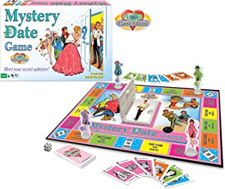 Winning Moves Mystery Date Board Game