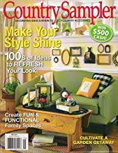 Country Sampler May 2011 Vol 28 No 3 Magazine DECORATING IDEAS & WHERE TO BUY COUNTRY ACCESSORIES