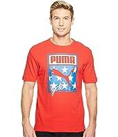PUMA - Sneaker Tongue Logo Tee