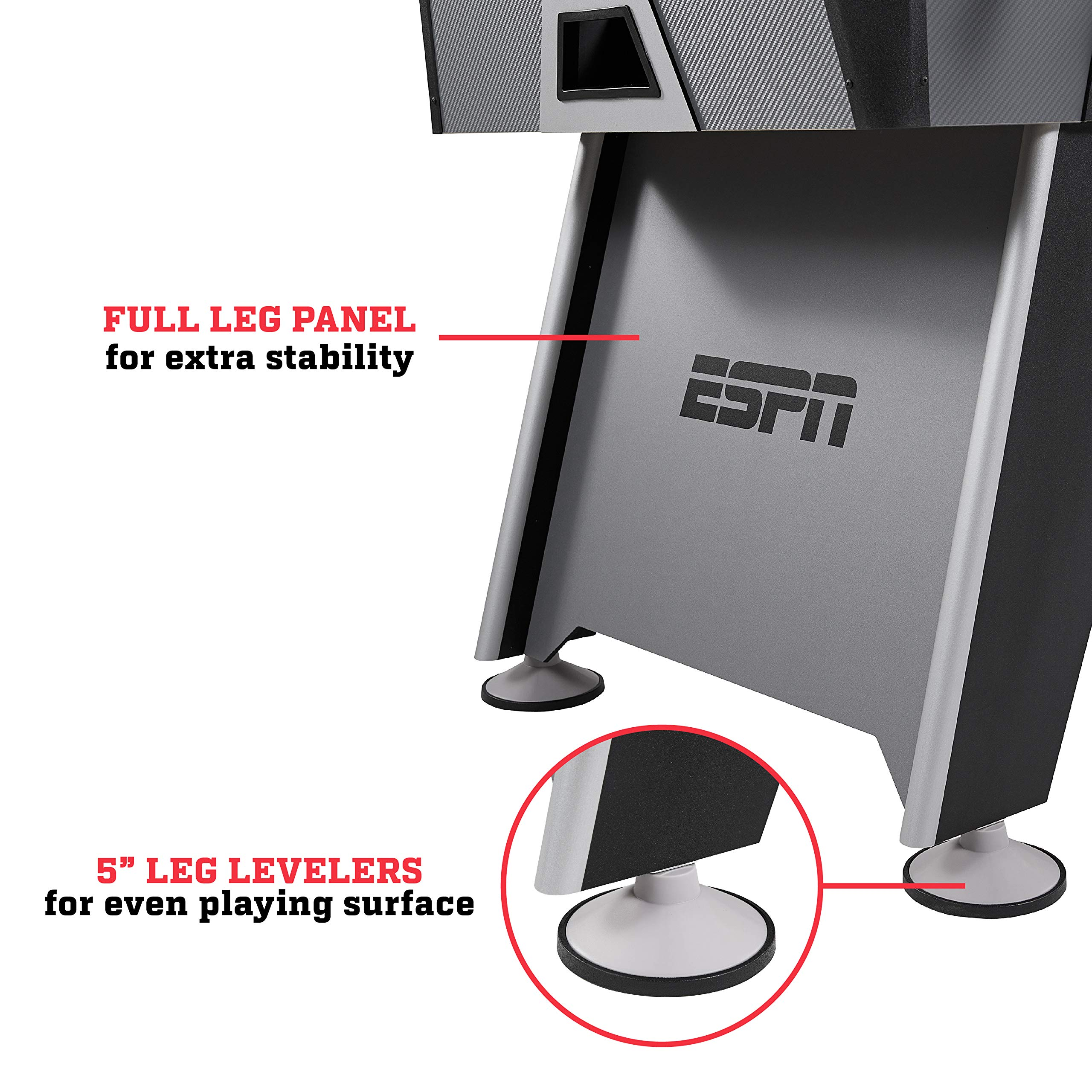 ESPN 54″ Arcade Foosball Table
