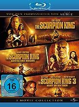 THE SCORPION KING 1-3 - MOVIE [Blu-ray]